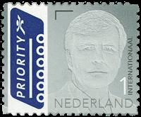 Holland - Kong Willem-Alexander - Postfrisk frimærke