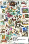 Hele verden - 3000 forskellige frimærker
