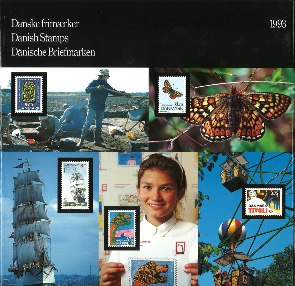 Danmark - Årbog 1993