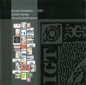Denmark yearbook  2001