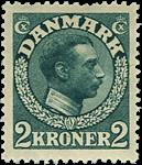 Danmark 1913 - AFA nr.76 ubrugt