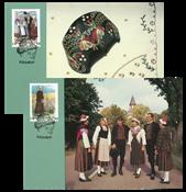 Folkedragter - Maxikort
