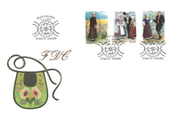 Åland costumes FDC