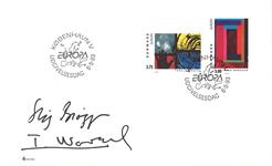 Danmark 1993 - Europa førstedagskuvert