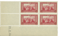 Monaco Mint block of 4 Y&T 128A