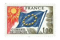 French official stamp YT 49