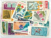Togo IV 163 frimærker. + 12 m/s