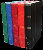 Insteekboek - A4 - 64 bladzijden - met tussenstrook