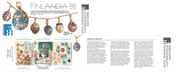 Finlandia booklet Cancelled