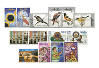 Aruba - jaargang 1998 (nr.207-220, postfris)