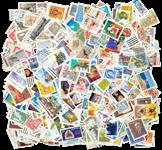 Canada - Frimærkepakke - 1000 forskellige