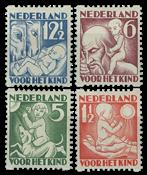 Netherlands 1930 - NVPH R86-R89 - Unused