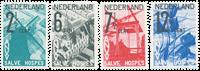 Nederland - A.N.V.V. -zegels 1932 (nr. 244-247, postfris)