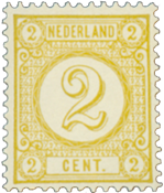 Netherlands - NVPH 32a - Unused