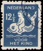 Nederland - Nr. RT85 - Gebruikt