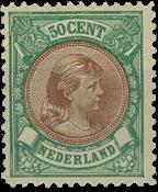 Netherlands - NVPH 45 - Unused
