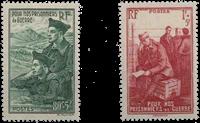 France - YT 474-75 - Mint