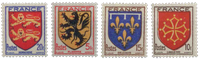 France - YT 602-05 - Mint