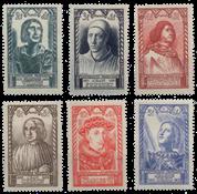 France - YT 765-70 - Mint