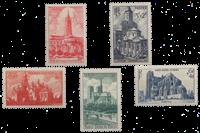 France - YT 772-76 - Mint