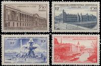 France - YT 780-83 - Mint
