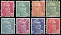 France - YT 806-13 - Mint