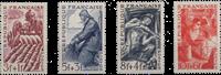 France - YT 823-26 - Mint