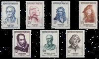 France - YT 1132-38 - Mint
