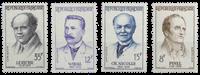 France - YT 1142-45 - Mint