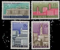 France - YT 1152-55 - Mint