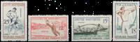 France - YT 1161-64 - Mint