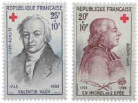 France - YT 1226-27 - Mint