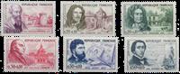 France - YT 1207-12 - Mint