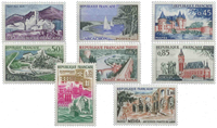 France - YT 1311-18 - Mint