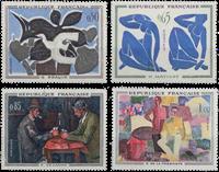 France - YT 1319-22 - Mint
