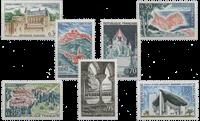 France - YT 1390-94A - Mint