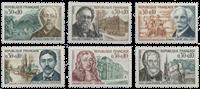 France - YT 1470-75 - Mint