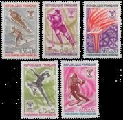 France - YT 1543-47 - Mint
