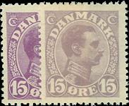 Danmark 1913 - AFA nr. 70,a - ubrugt