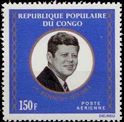 Congo - 10 året for mordet på John F. Kennedy