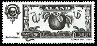 Åland - Nultolerance - Postfrisk frimærke