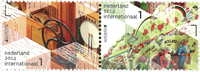 Netherlands - Europa 2014 - Mint set 2v