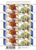 Holland - Europa 2014 - Postfrisk småark