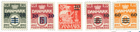 Faroe Islands - Provisory - 1940-41