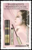 Austria - Wasserfeste Wimperntusche'13 * - Mint stamp