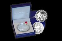 Frankrig - VM 1998 - Sølvmønt IV