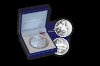 Frankrig - VM 1998 - Sølvmønt Brasilien