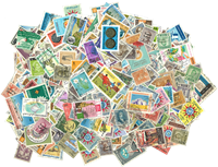Iraq 500 different stamps