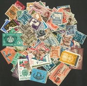 Palestine 175 different stamps