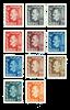 Norge HK 393-403 postfrisk
